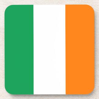 Flag of Ireland Cork Beverage Coaster