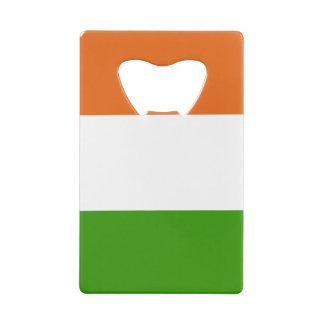 Flag of Ireland Credit Card Bottle Opener