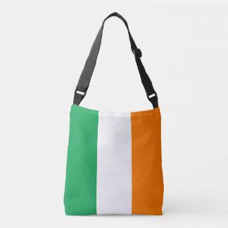 Flag of Ireland Crossbody Bag