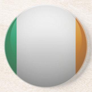 Flag of Ireland Drink Coaster