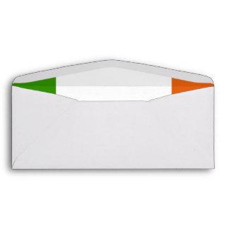 Flag of Ireland Envelope