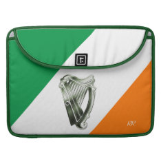 Flag Of Ireland Green Harp Macbook Pro 15