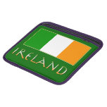 Flag of Ireland iPad Sleeve