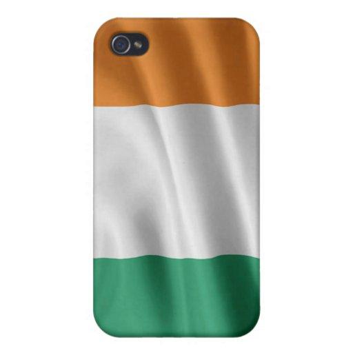 FLAG OF IRELAND iPhone 4/4s Speck case iPhone 4 Cases