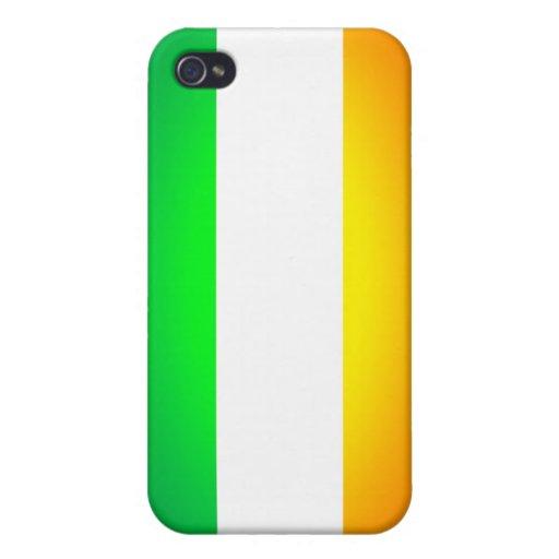 Flag of Ireland Iphone 4 Case
