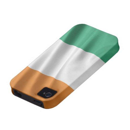 FLAG OF IRELAND iPhone 4 Case-Mate Vibe™