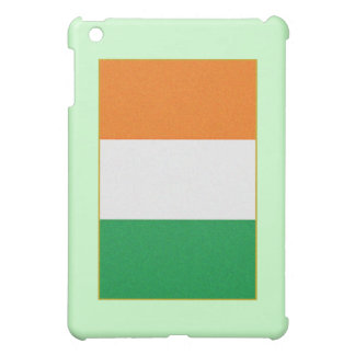 Flag of Ireland - Irish Republic Tri-colour iPad Mini Cover