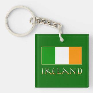 Flag of Ireland Keychain