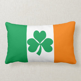 Flag of Ireland Lumbar Pillow