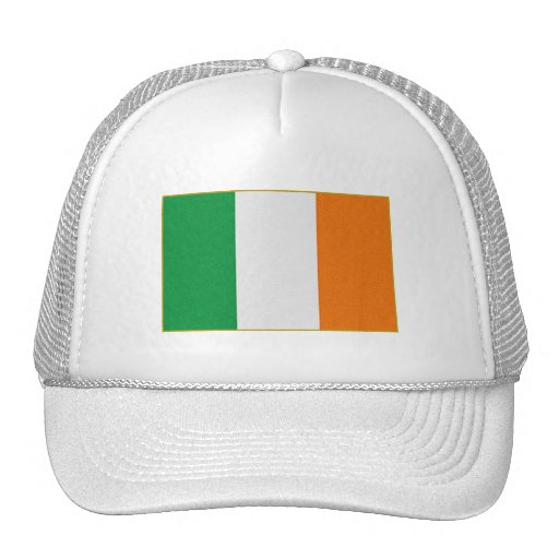 Flag of Ireland Mesh Hat