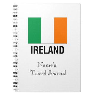 FLAG of IRELAND Notebook