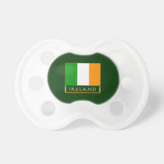 Flag of Ireland Pacifier
