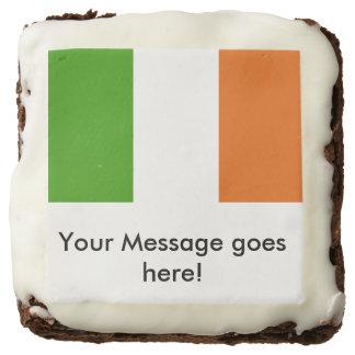 Flag of Ireland Brownie