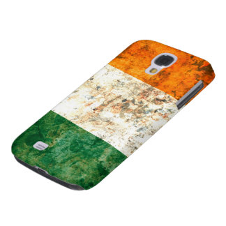 Flag of Ireland Samsung Galaxy S4 Cover