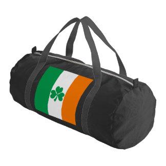 Flag of Ireland Shamrock Gym Bag