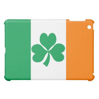 Flag of Ireland Shamrock iPad Mini Case