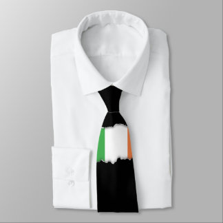 Flag of Ireland Tie