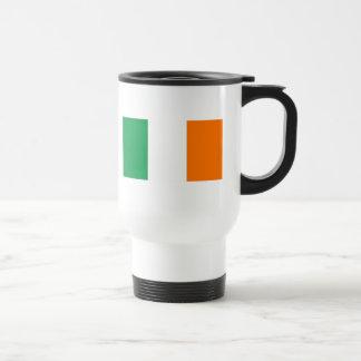 Flag of Ireland Travel Mug