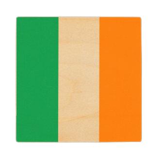 Flag of Ireland Wooden Coaster