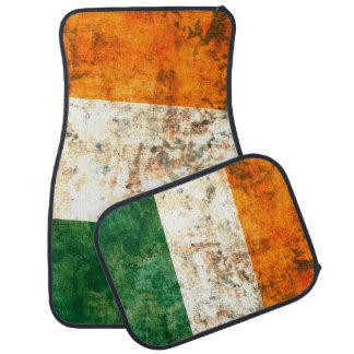 Flag of Ireland Floor Mat