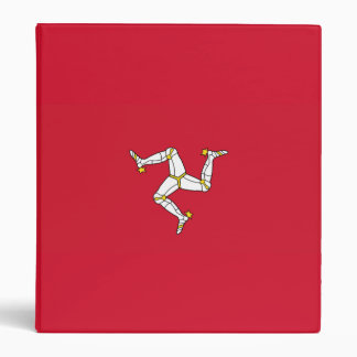 Flag of  Isle of Man Binder