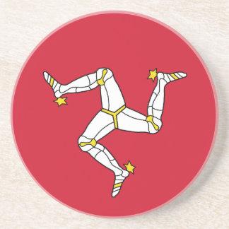 Flag of  Isle of Man Coaster