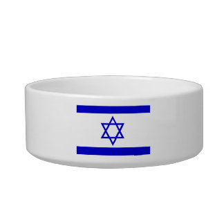 Flag of Israel Bowl