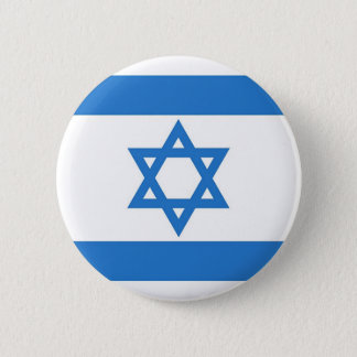 Flag of Israel Button