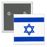 Flag of Israel Buttons