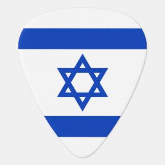 Flag of Israel Guitar Pick