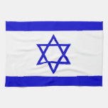 Flag of Israel Hand Towel