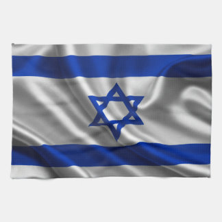 Flag of Israel, Israeli Flag Hand Towel