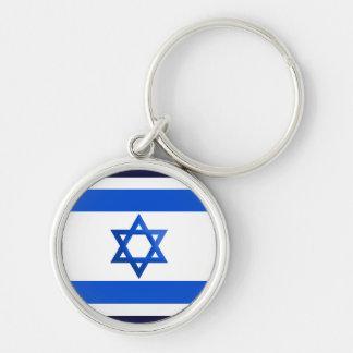 Flag of Israel Key Chain