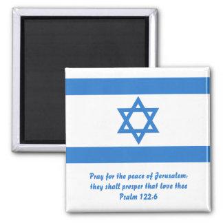 Flag of Israel, Magnet