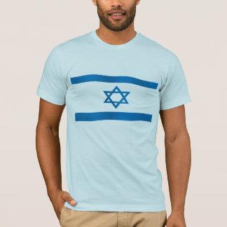 Flag of Israel Star of David T-Shirt