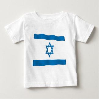 Flag of Israel Star of David Tee Shirt
