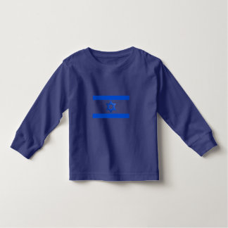 Flag of Israel Toddler T-shirt