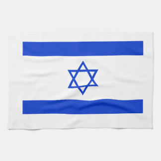 Flag of Israel Towel