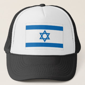 Flag of Israel Trucker Hat