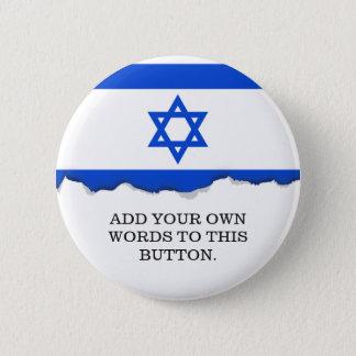 Flag of Israeli Button