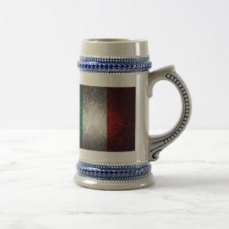 Flag of Italy 18 Oz Beer Stein