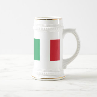Flag of Italy Beer Stein