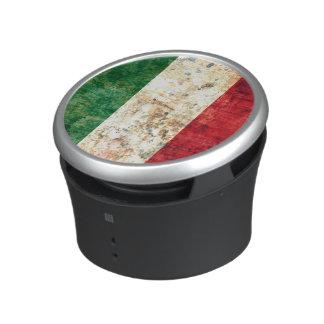 Flag of Italy Bluetooth Speaker