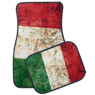 Flag of Italy Car Floor Mat