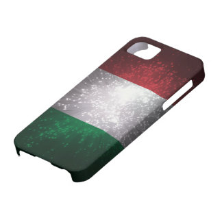 Flag of Italy iPhone 5 Cover