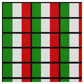 Flag of Italy Fabric