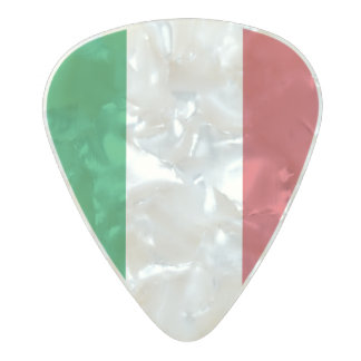 Flag of Italy Guitar Picks