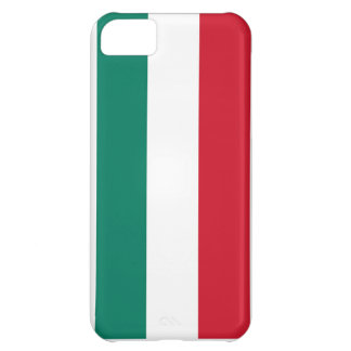 Flag of Italy iPhone 5 Case