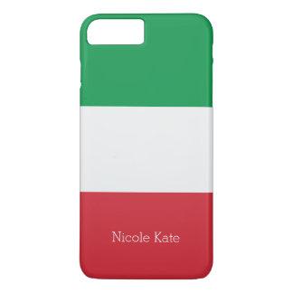 Flag of Italy iPhone 7 Plus Case