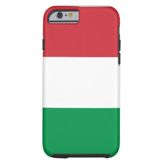 Flag of Italy iPhone 6 Case